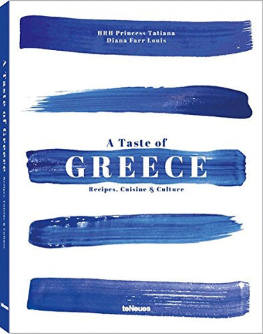 A taste of Greece - recipes, cuisine and culture