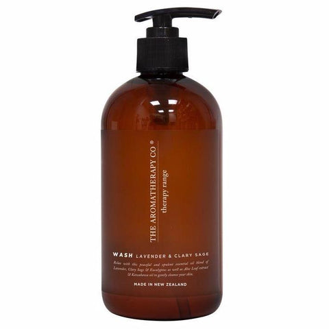 Therapy Hand & Body Wash - Cinnamon & Vanilla Bean