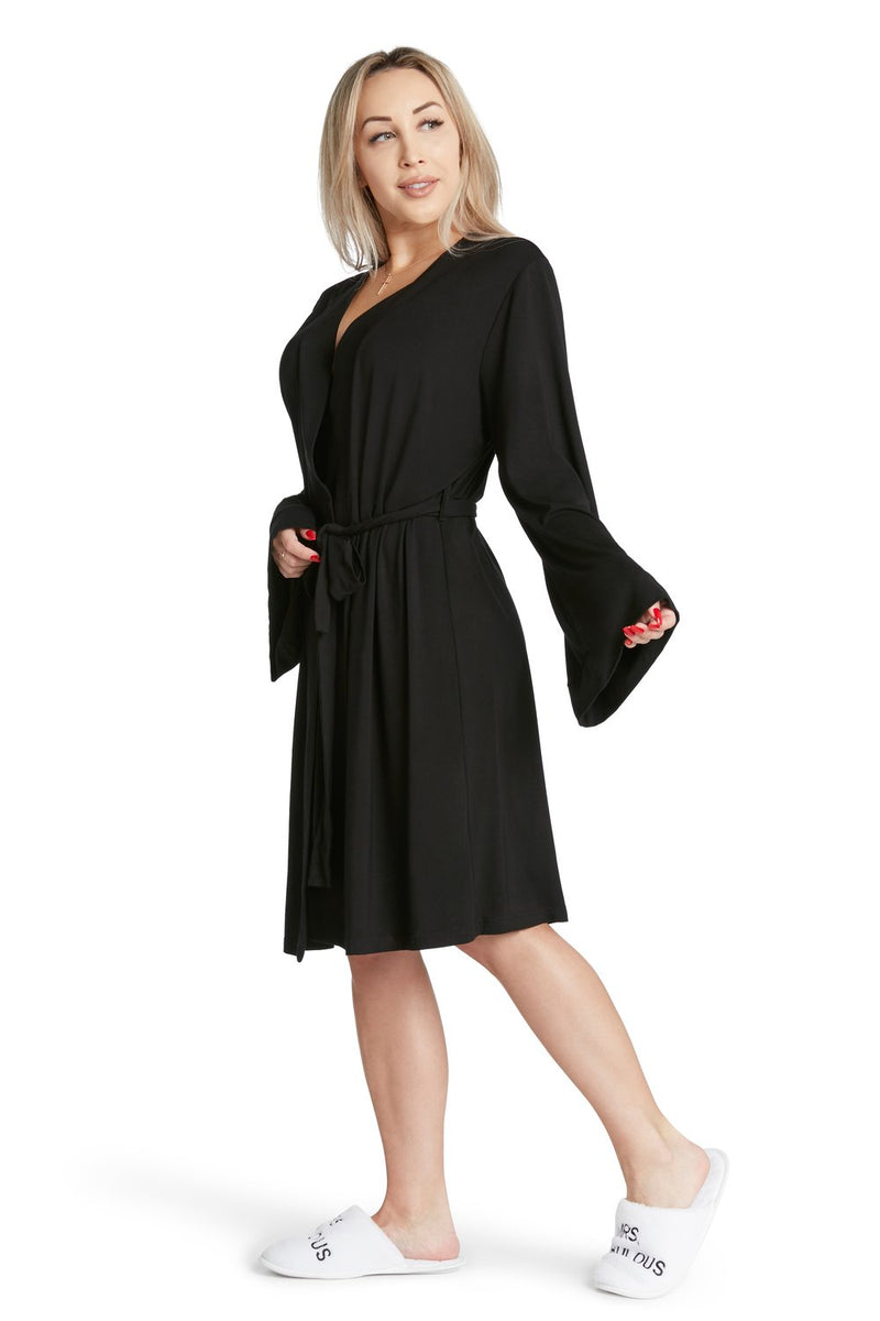 LIGHTWEIGHT ROBE- Blank