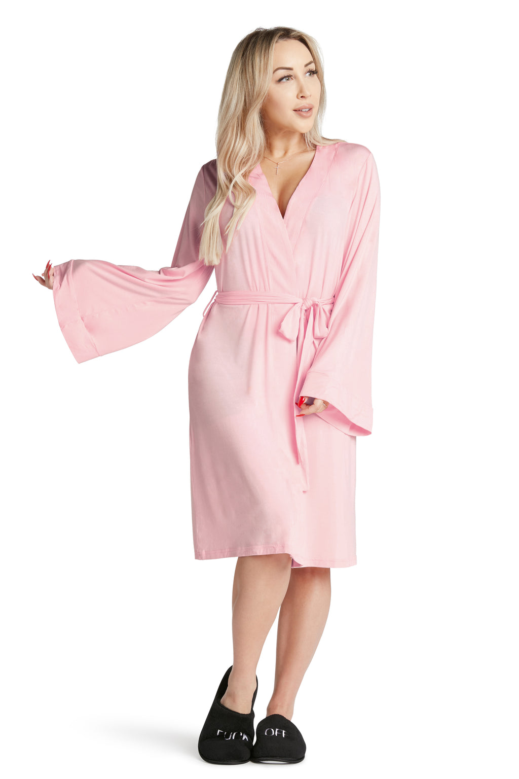 LIGHTWEIGHT ROBE - Bride