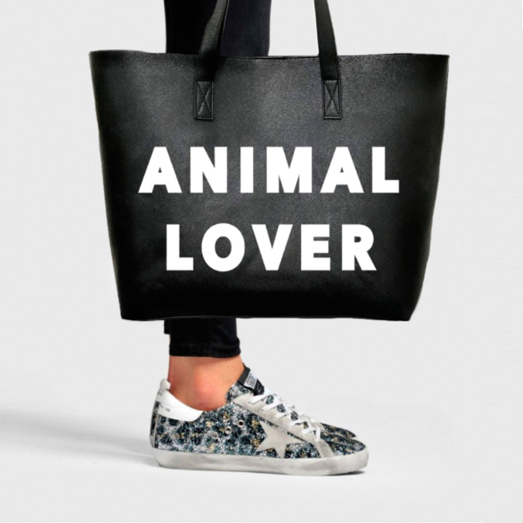 THE VEGAN TOTE - Animal Lover