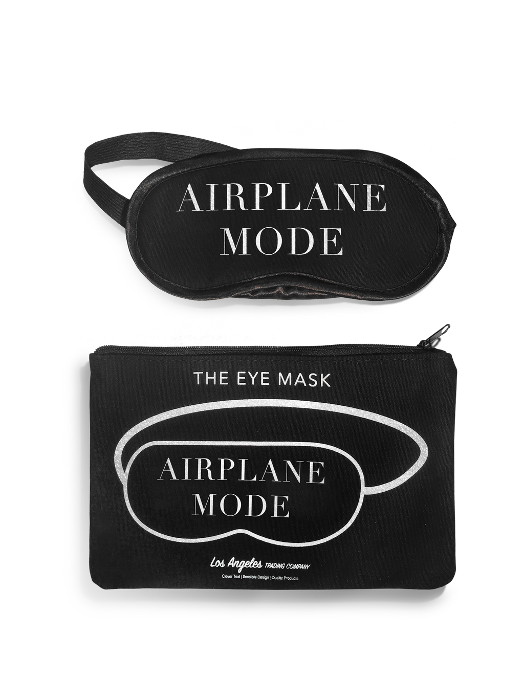 Eye Mask- Airplane Mode