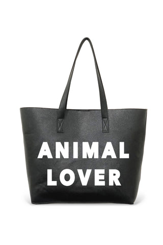 The Vegan Tote - Legendary Female