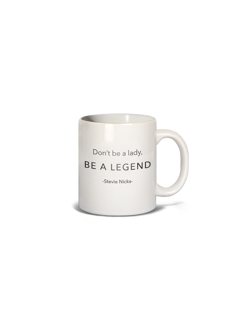 MUG 15OZ - Be A Legend