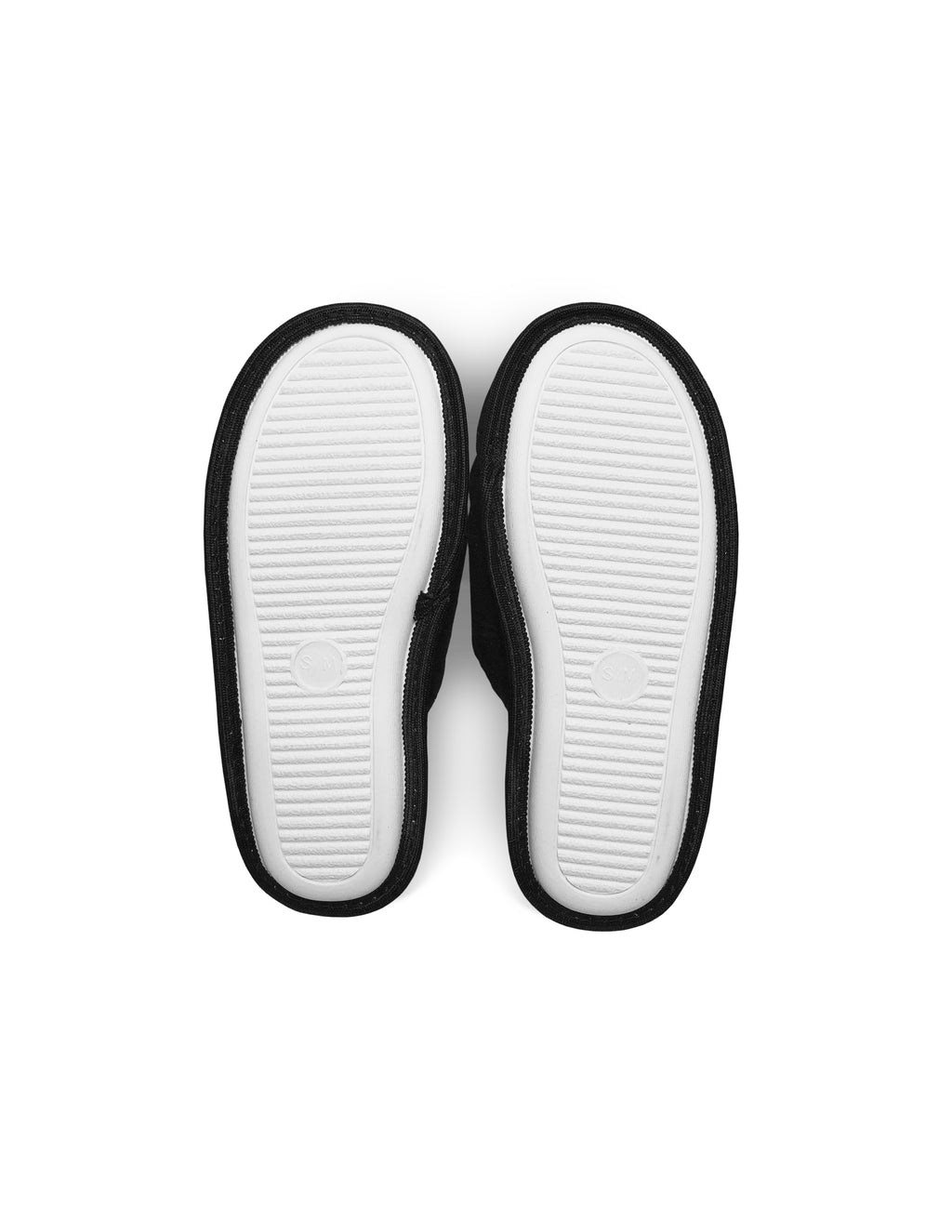 Women's Black Slippers- Legendary Female