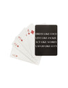 PLAYING CARDS  - Dress Like Coco