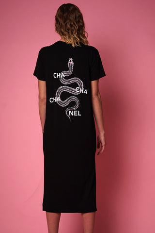 T-SHIRT DRESS - Classy And Fabulous