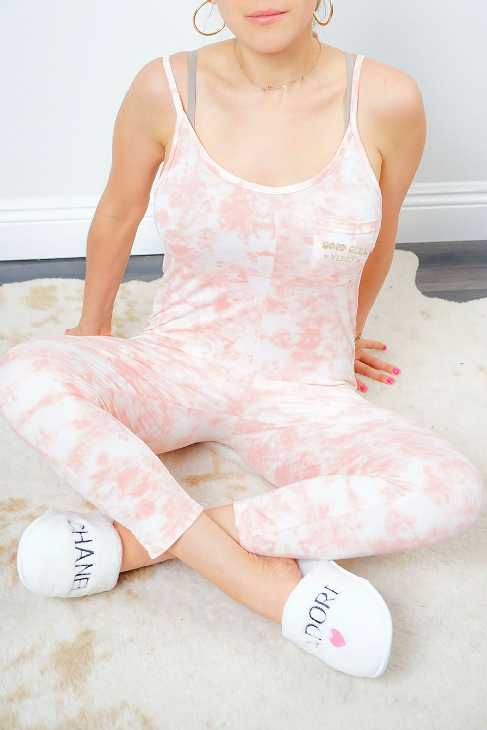 JUMPSUIT TIE DYE  - Good Girl Vibes