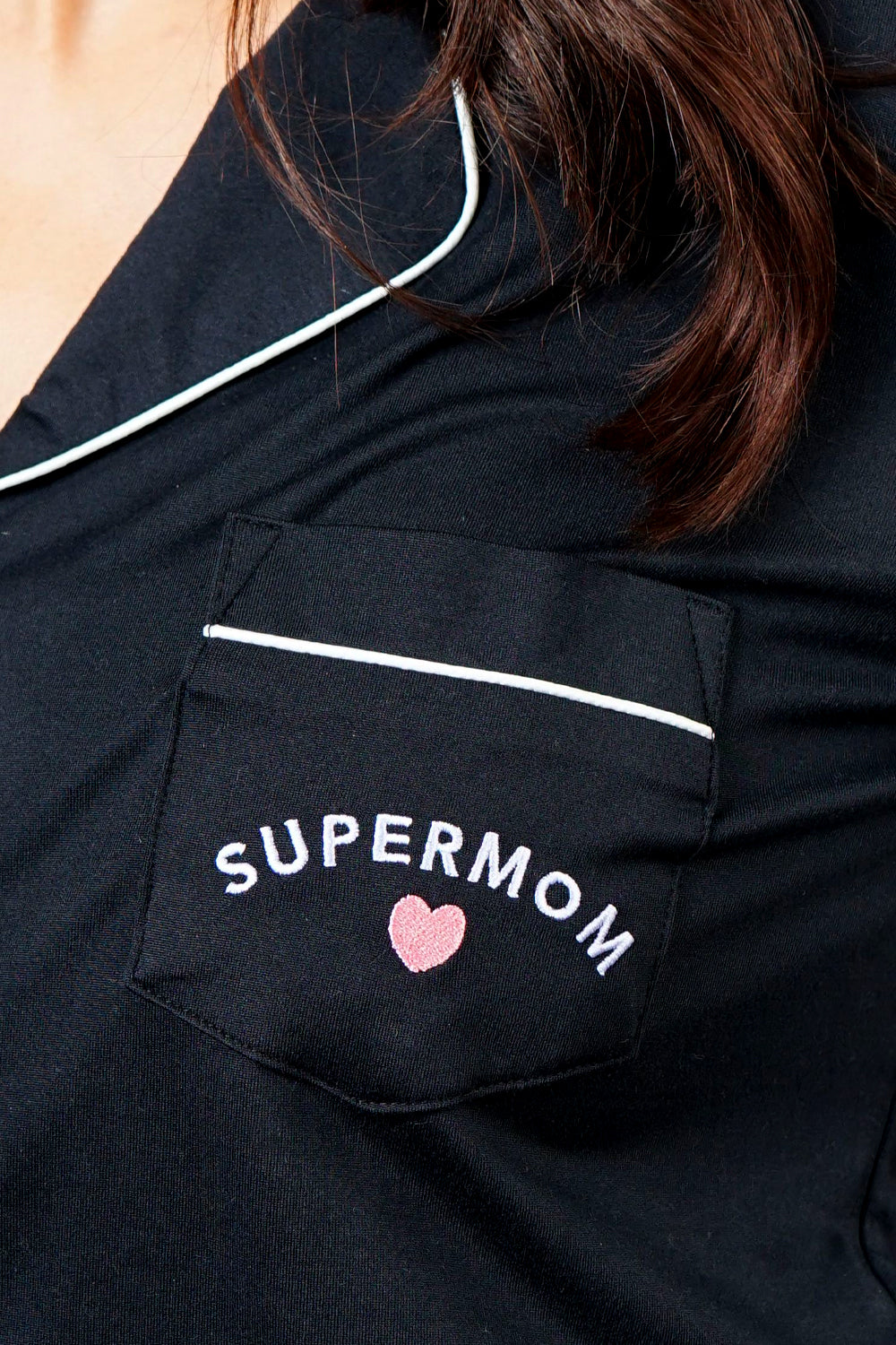 SHORT SET - Supermom