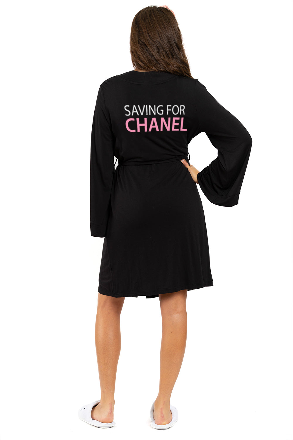 LIGHTWEIGHT ROBE - Saving Of Chanel