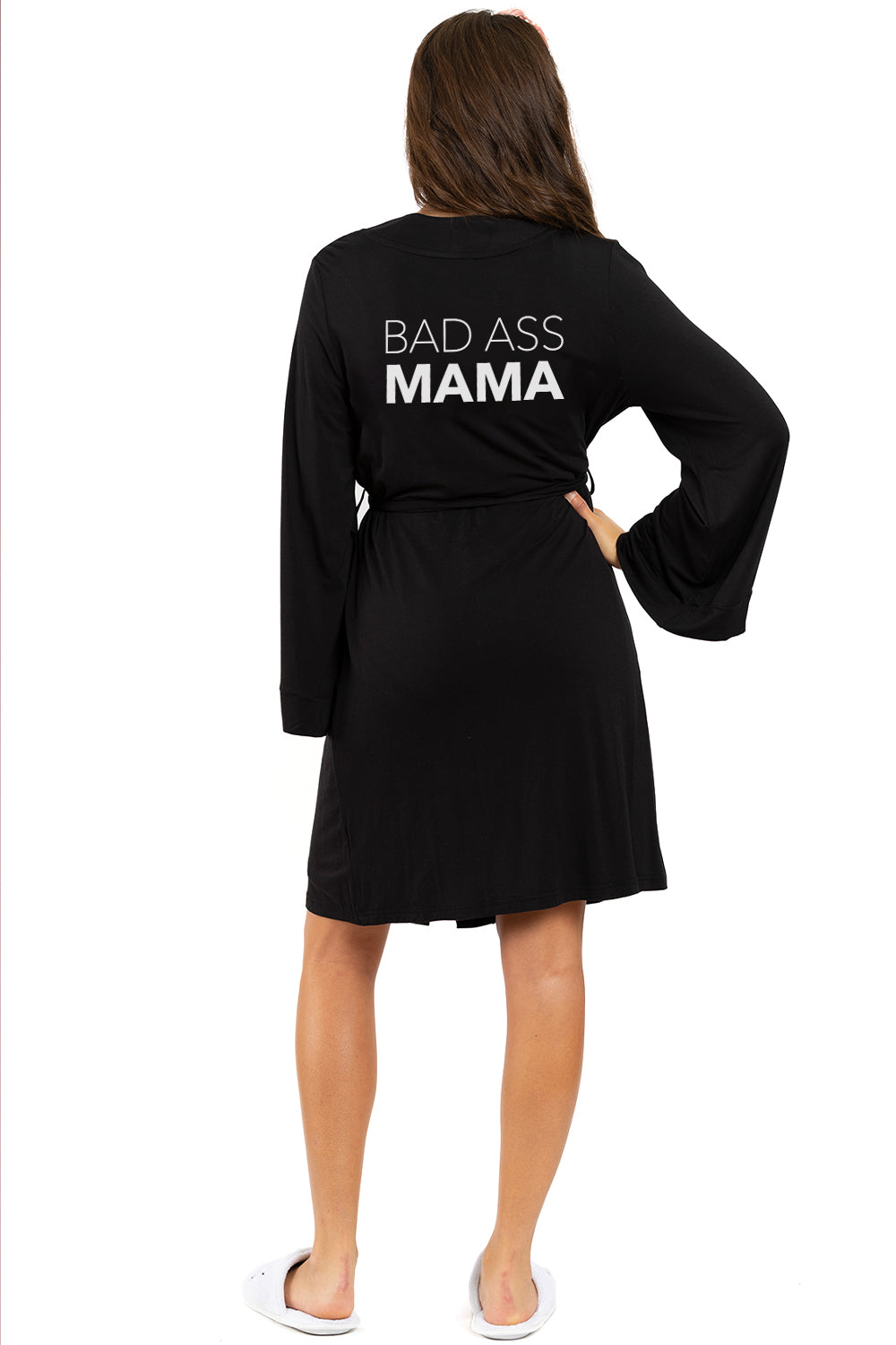 LIGHTWEIGHT ROBE - Bad Ass Mama
