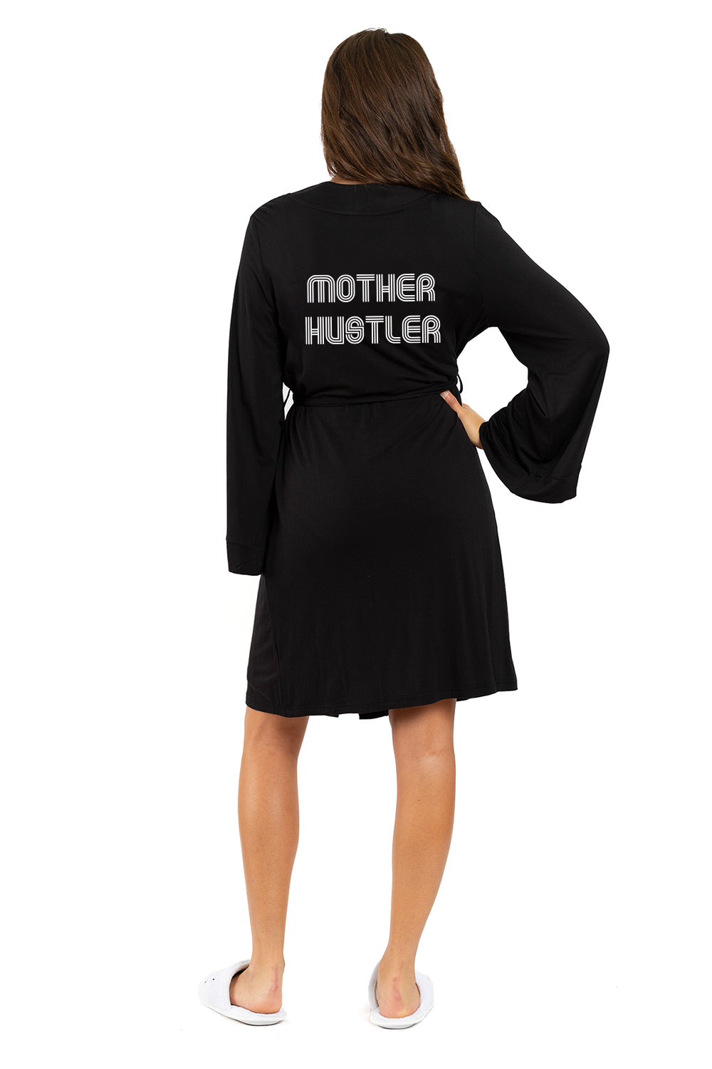 LIGHTWEIGHT ROBE - Mother Hustler