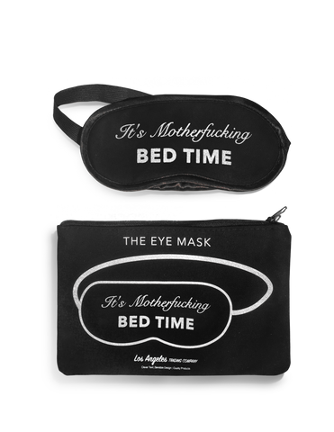 Eye Mask- Best Things in Life