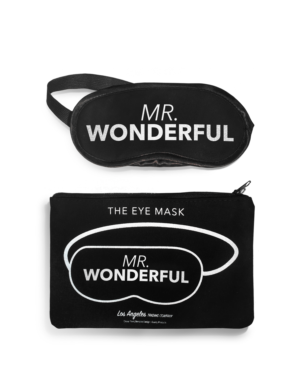 EYE MASK - Mr. Wonderful