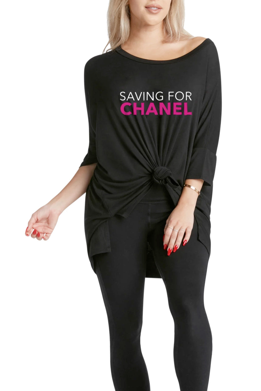 Mimi Tee- Saving for Chanel