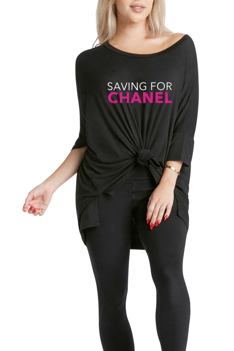 MIMI TEE - Saving for Chanel