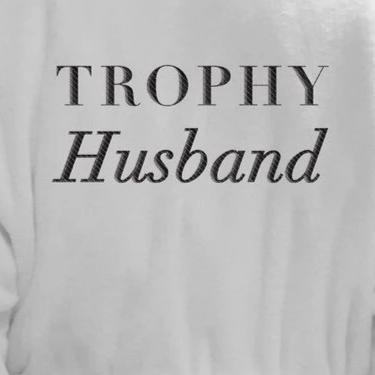 Plush Robe - Trophy Wife