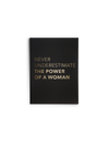 Journal- Power of a Woman