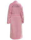 Pink Robe- Dress Like Coco