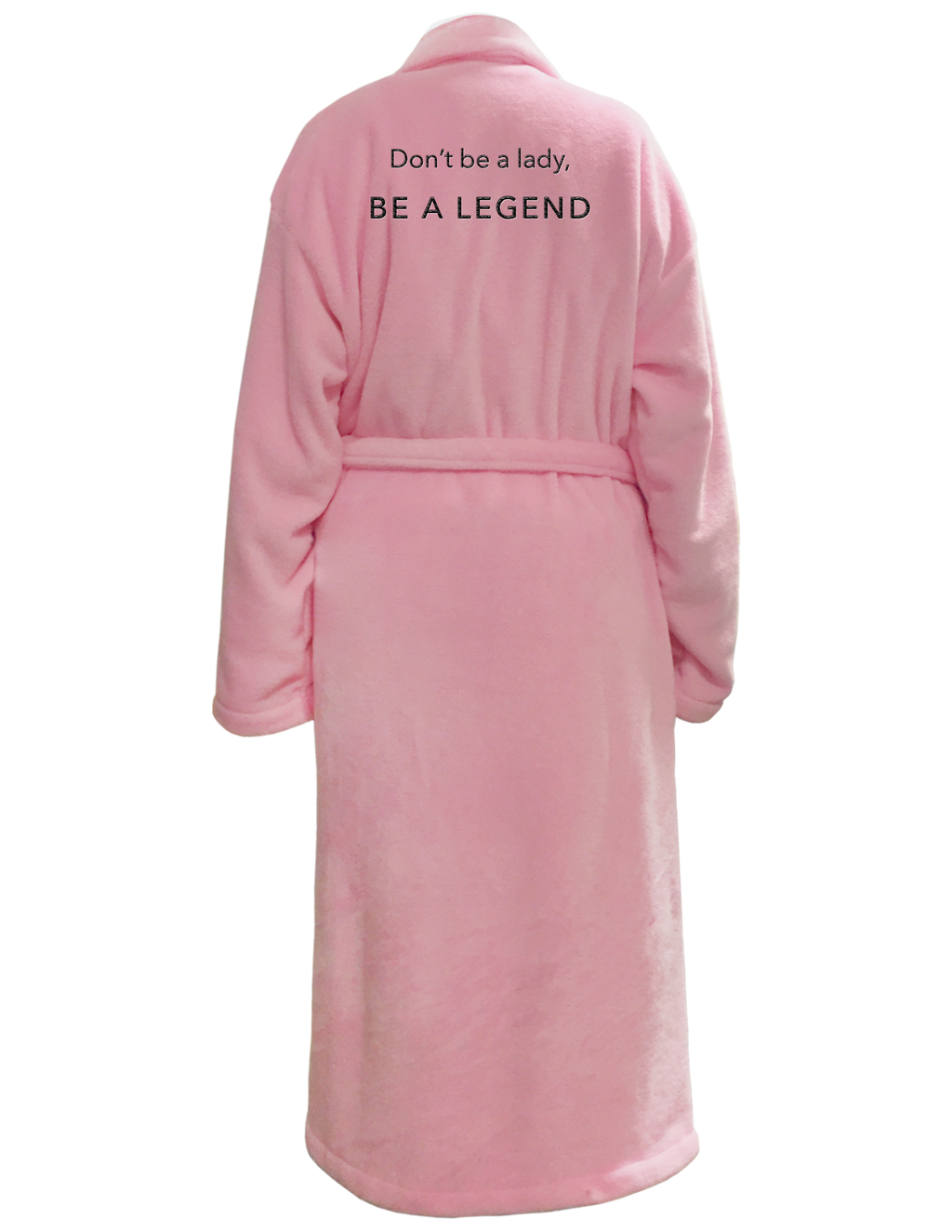 LUXE PLUSH ROBE- Be A Legend