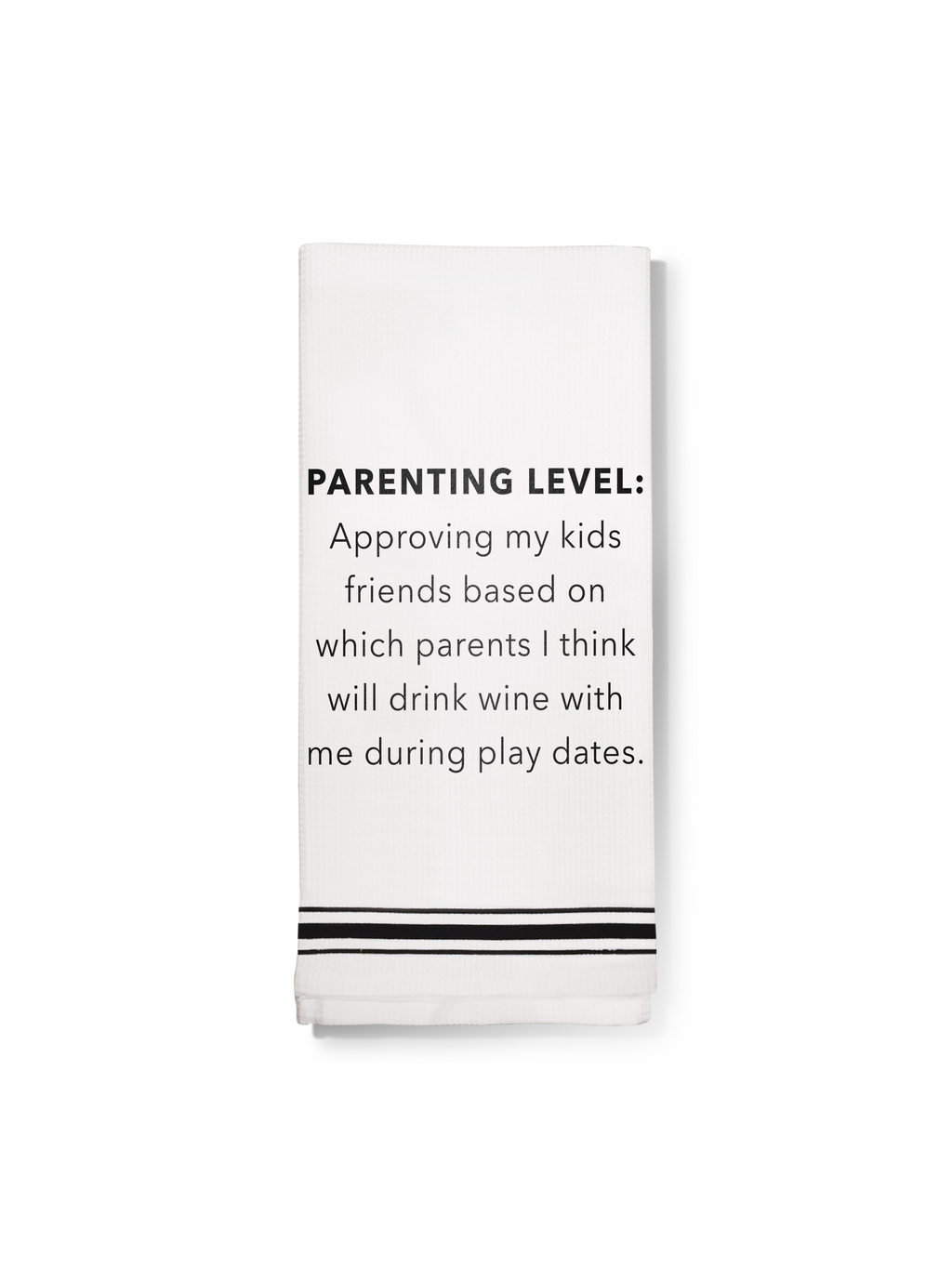 Towel- Parenting Level