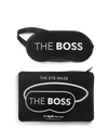 EYE MASK - The Boss