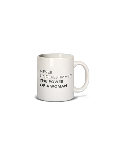 Mug- 15 oz. Don't Be A Lady Be A Legend