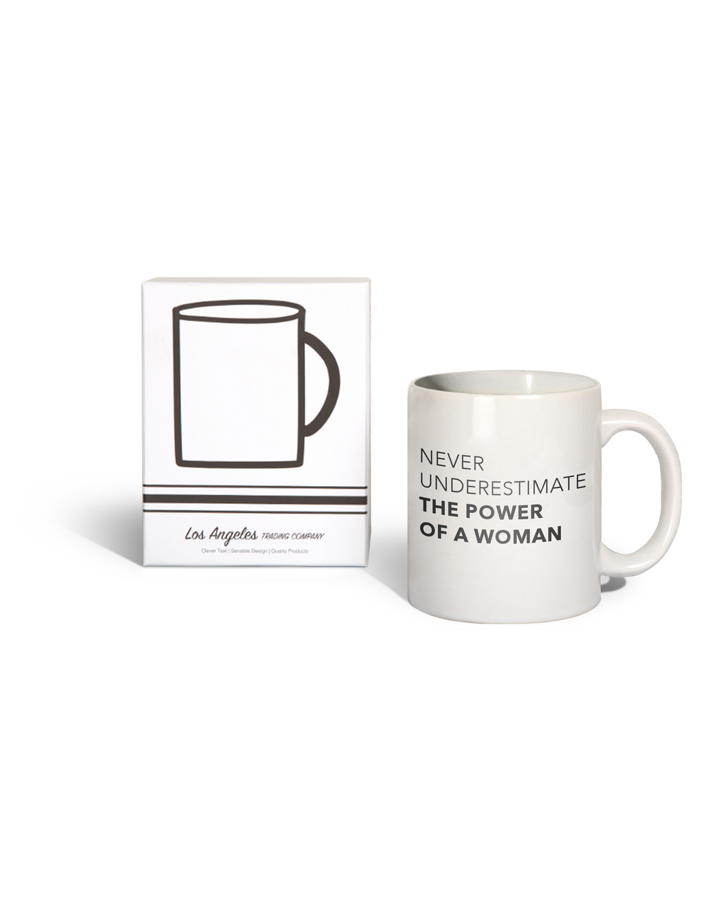 MUG 15 0z - The Power Of A Woman
