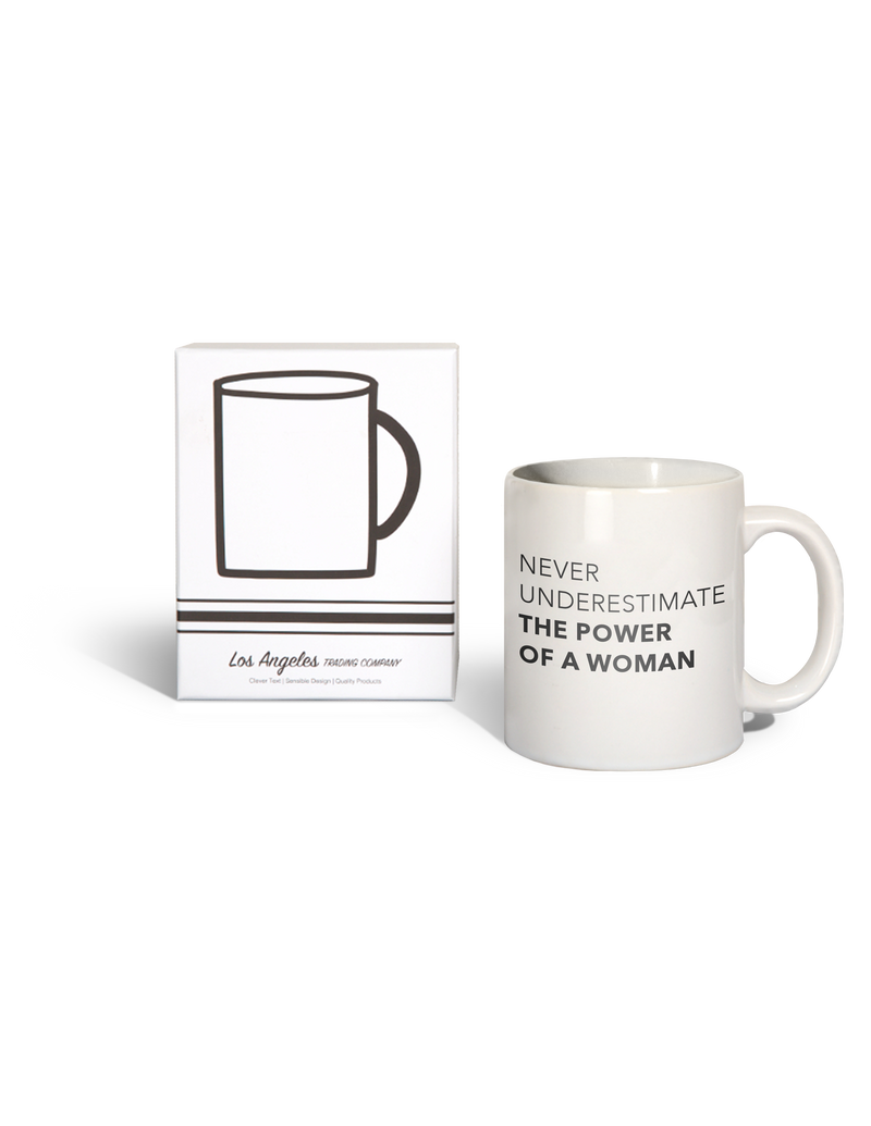 Mug- 15 0z. The Power Of A Woman