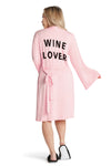 Womens Crew Neck- Wine Lover