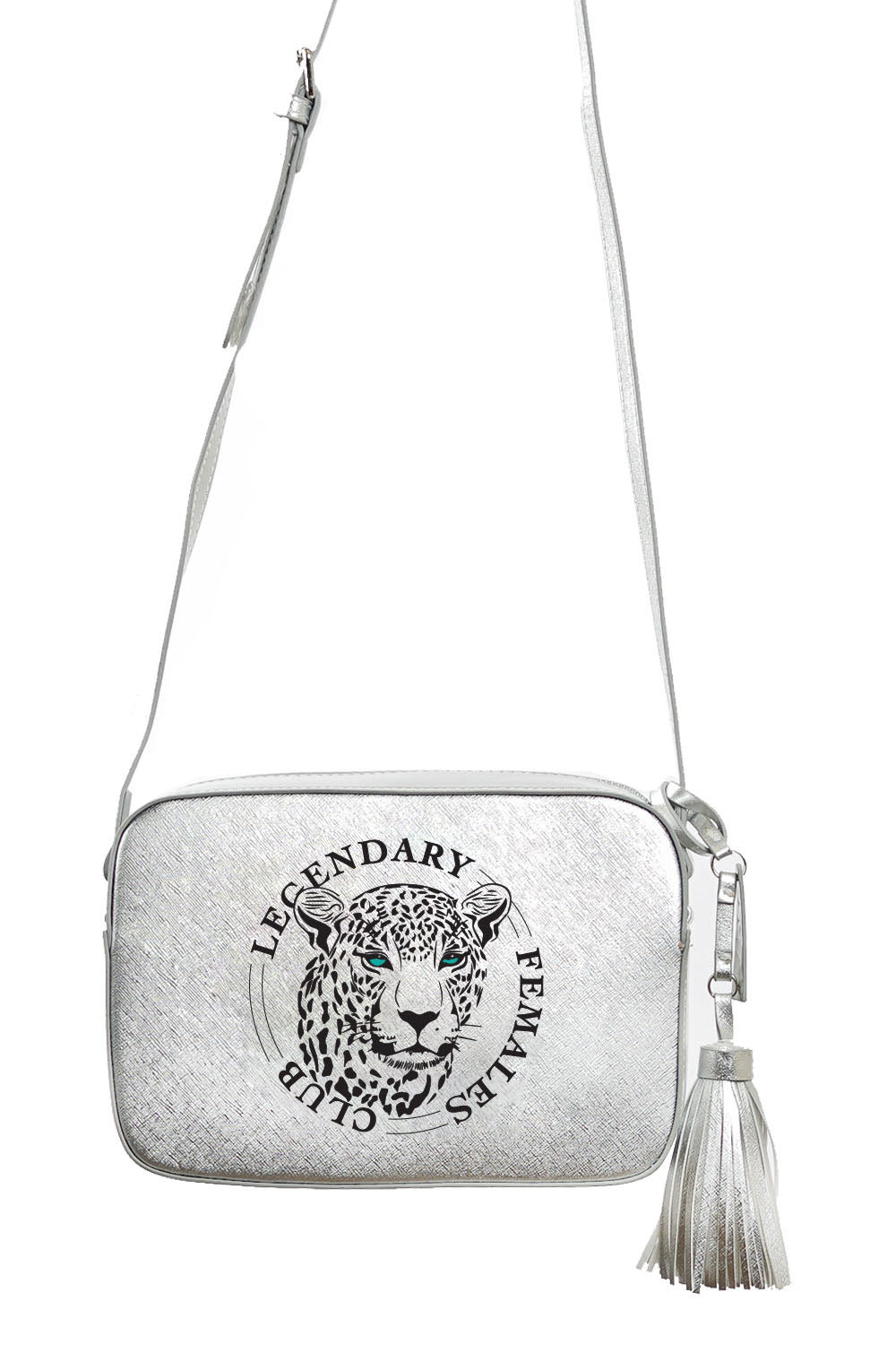 VEGAN CROSSBODY BAG - Legendary Females Club