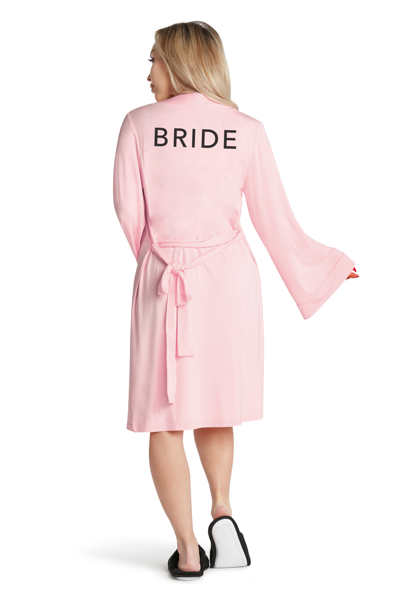 Lightweight robe- Bride