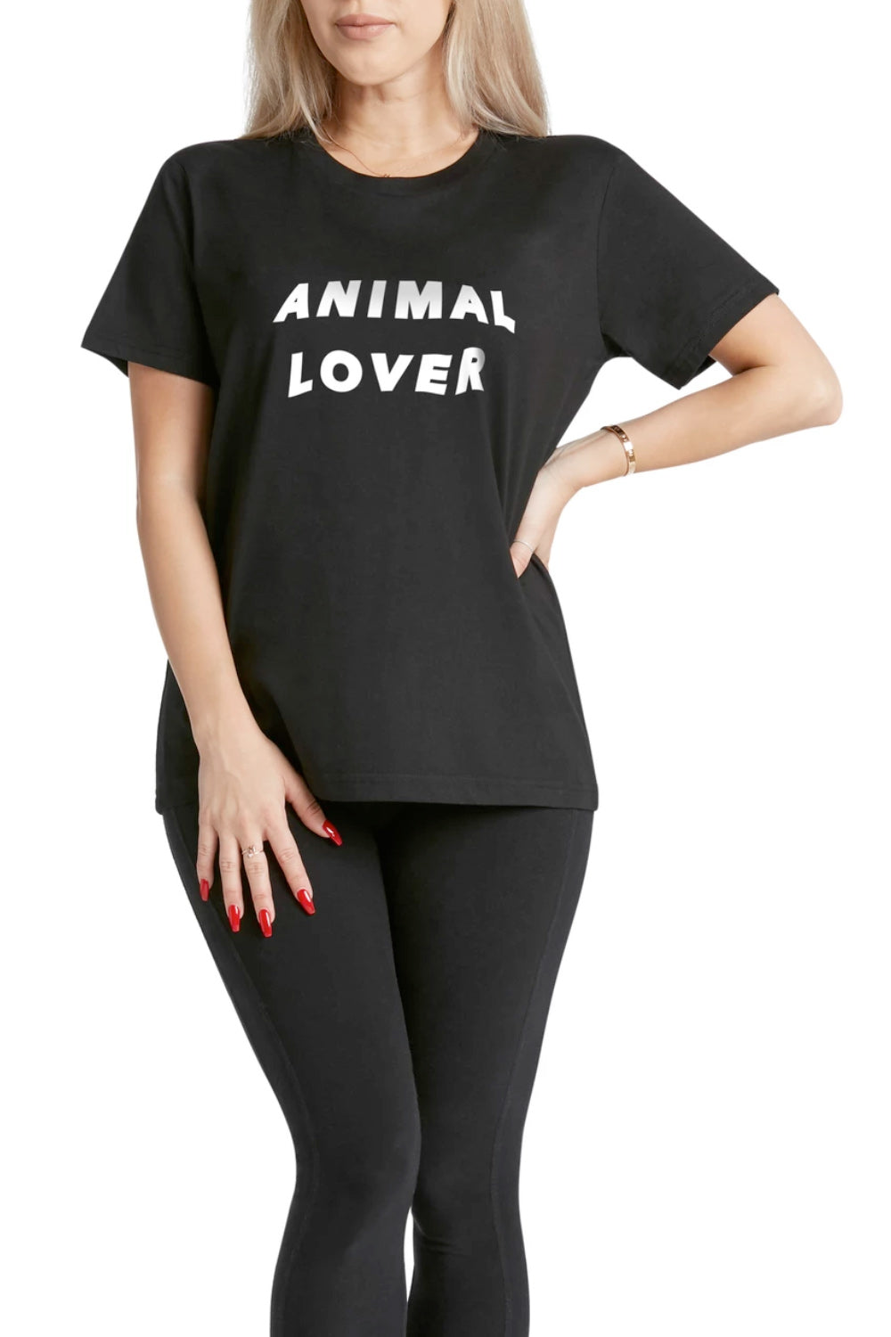 CLASSIC TEE - Animal Lover
