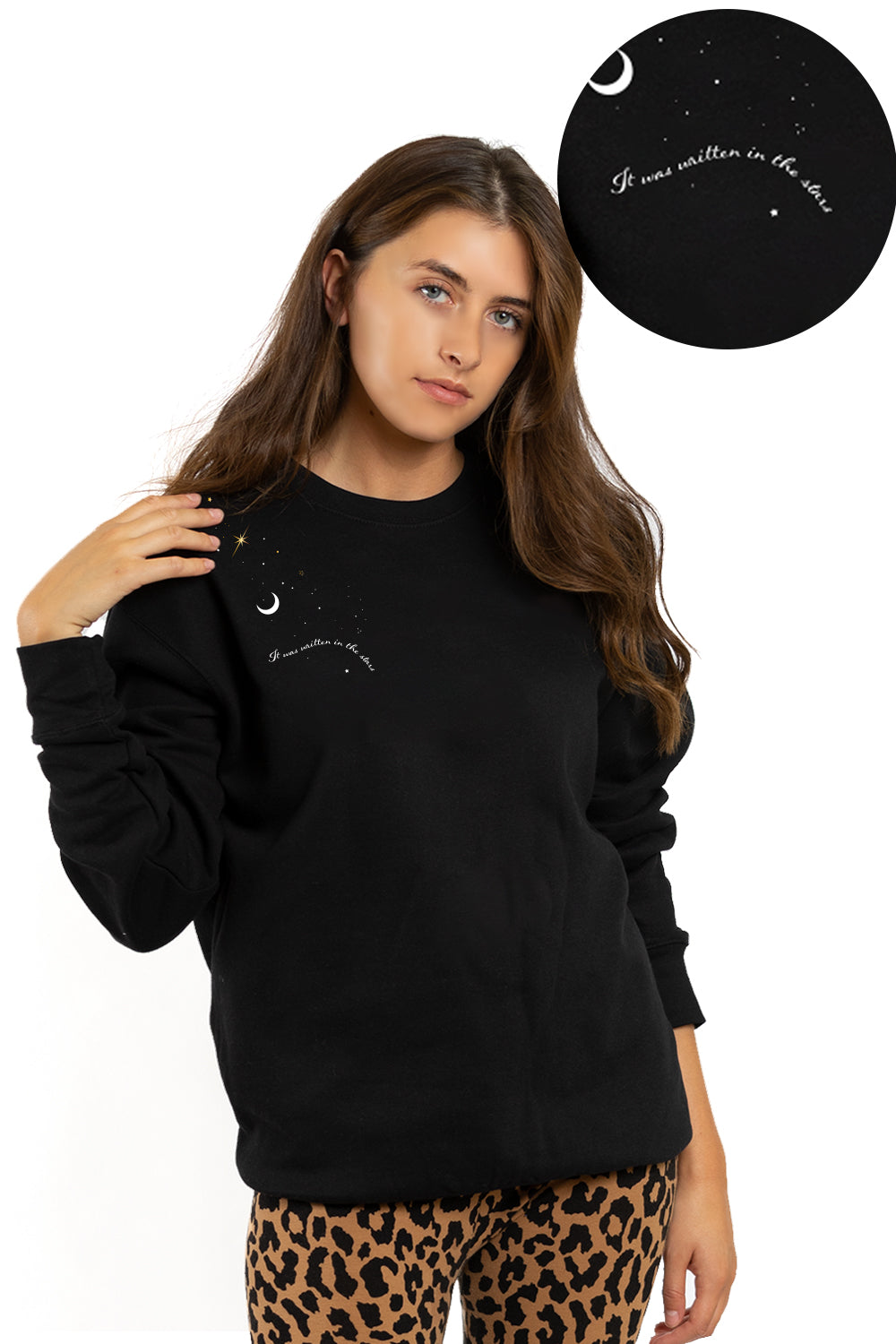 PRESLIE CREWNECK SWEATSHIRT - Horoscopes