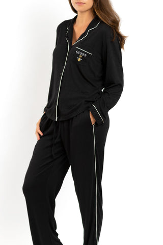 LUXE CRÈPE THERMAL PJ SET - Ray of Sunshine