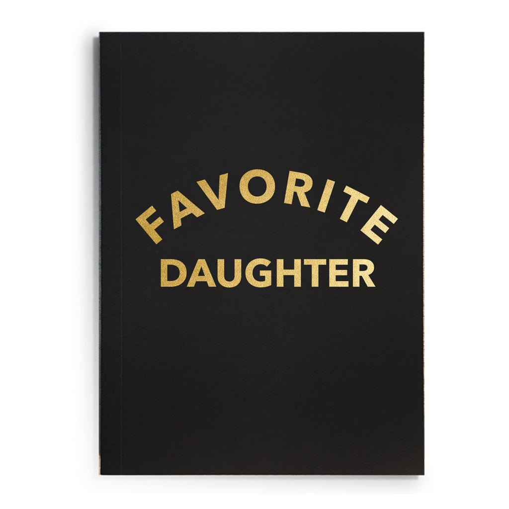 JOURNAL-FAVORITE DAUGHTER