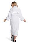 LUXE PLUSH ROBE - Mr. Wonderful