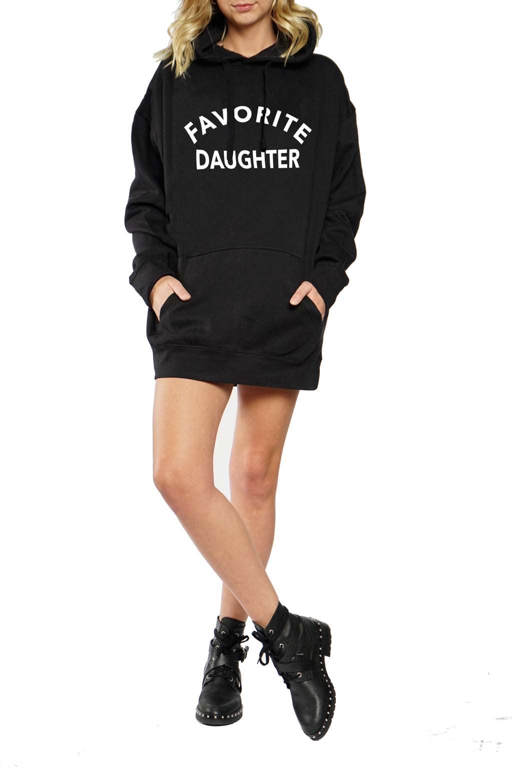 OVERSIZED HOODIE - Favorite Daughter