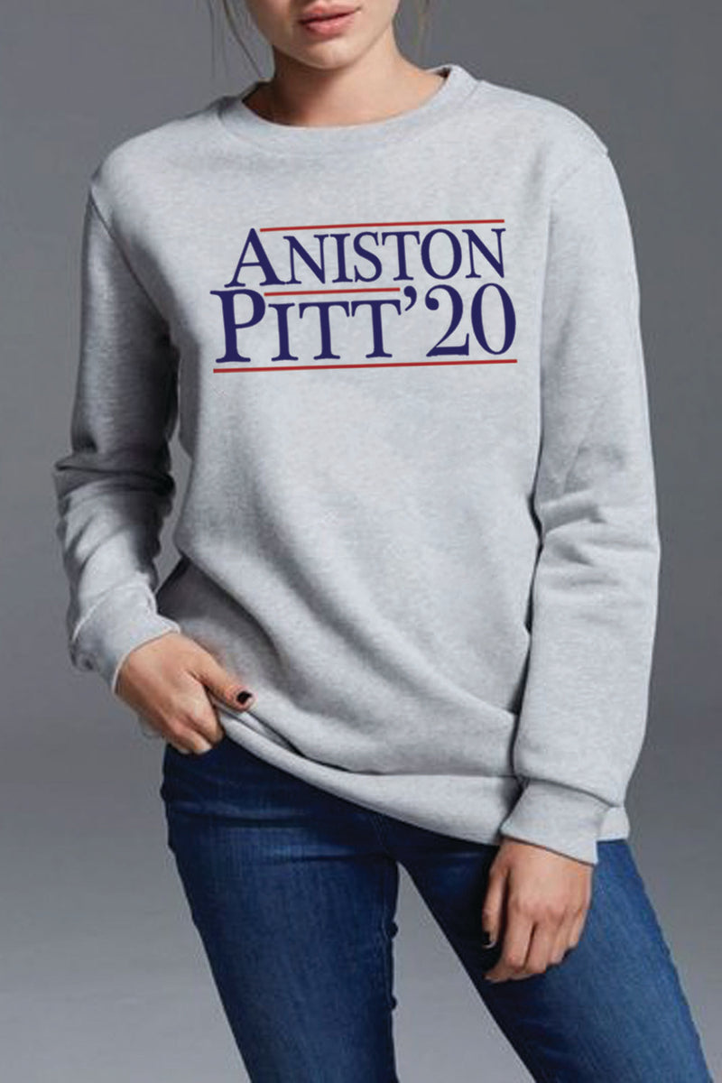 Women's Crewneck - Aniston Pitt 20