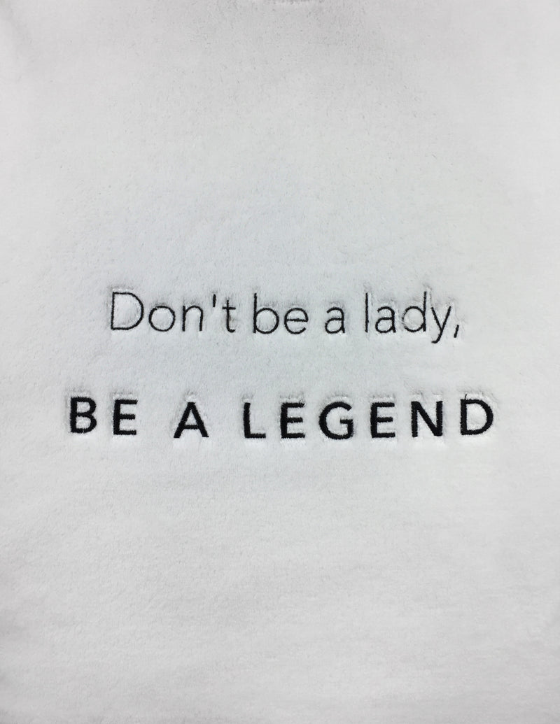 Robe-  Be A Legend