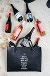 MODERN VEGAN TOTE - Wine Lover's Only