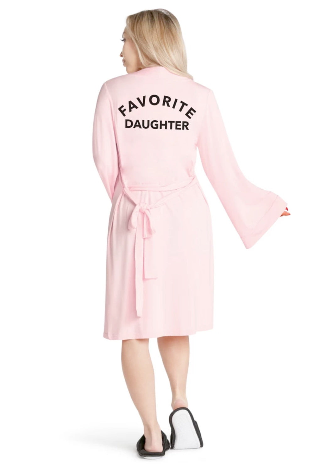 LIGHTWEIGHT ROBE - Favorite Daughter