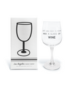 WINE GLASS - Love And Wine