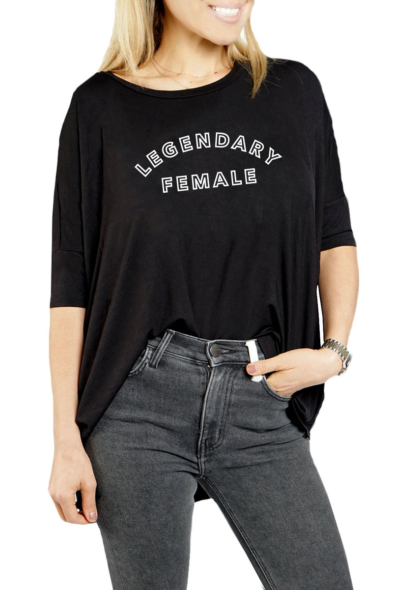 MIMI TEE - Legendary Female