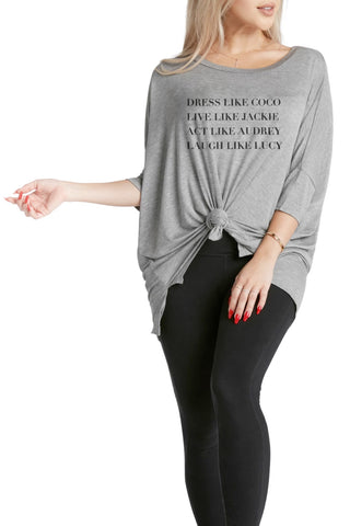 Womens Crew Neck- Extrovert
