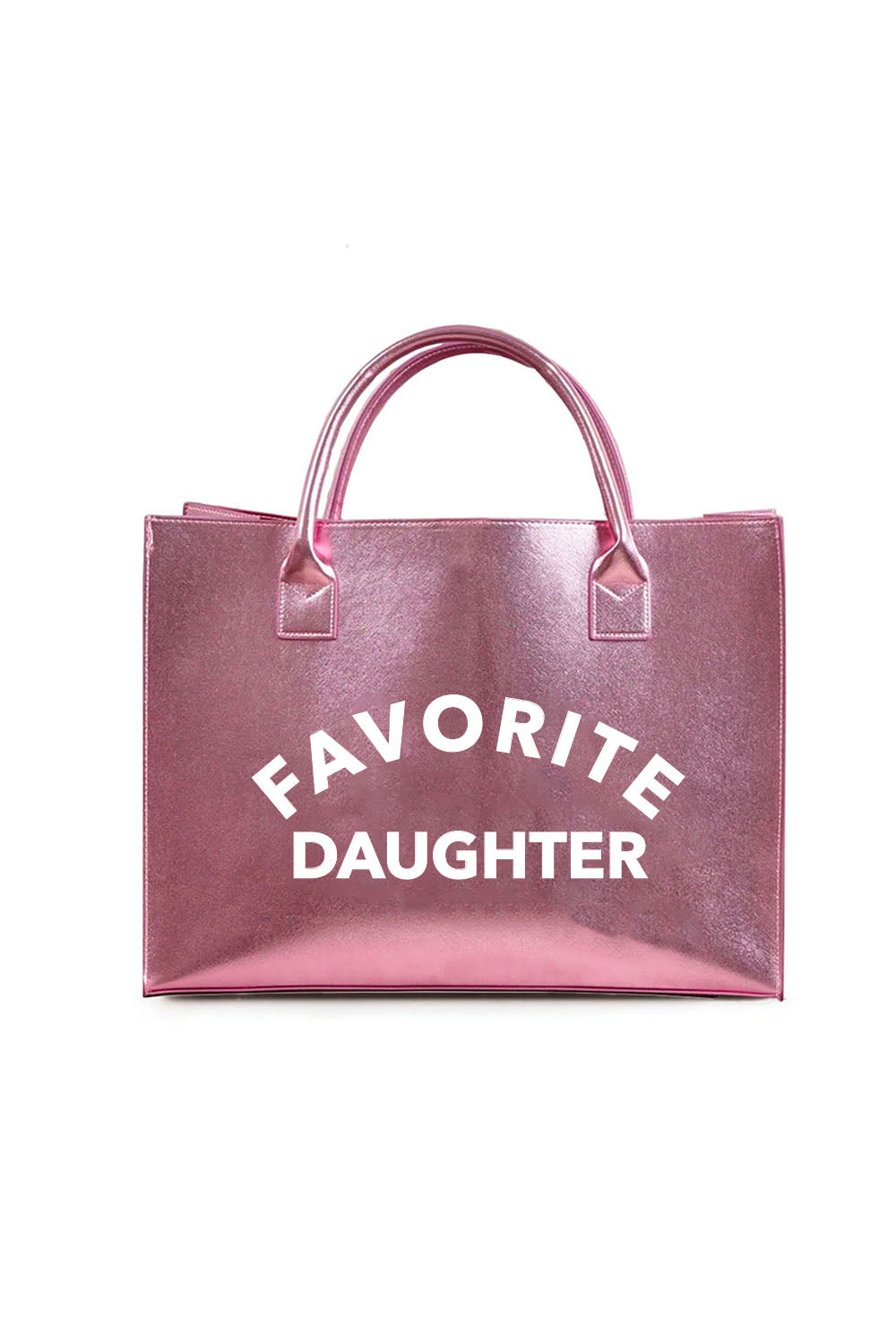 MODERN VEGAN TOTE - Favorite Daughter