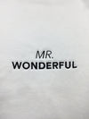 LUXE PLUSH ROBE - Mr Wonderful