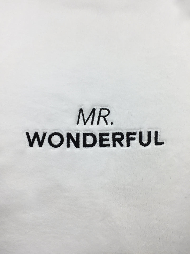 Robe- Mr. Wonderful