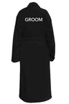 LUXE PLUSH ROBE - Groom