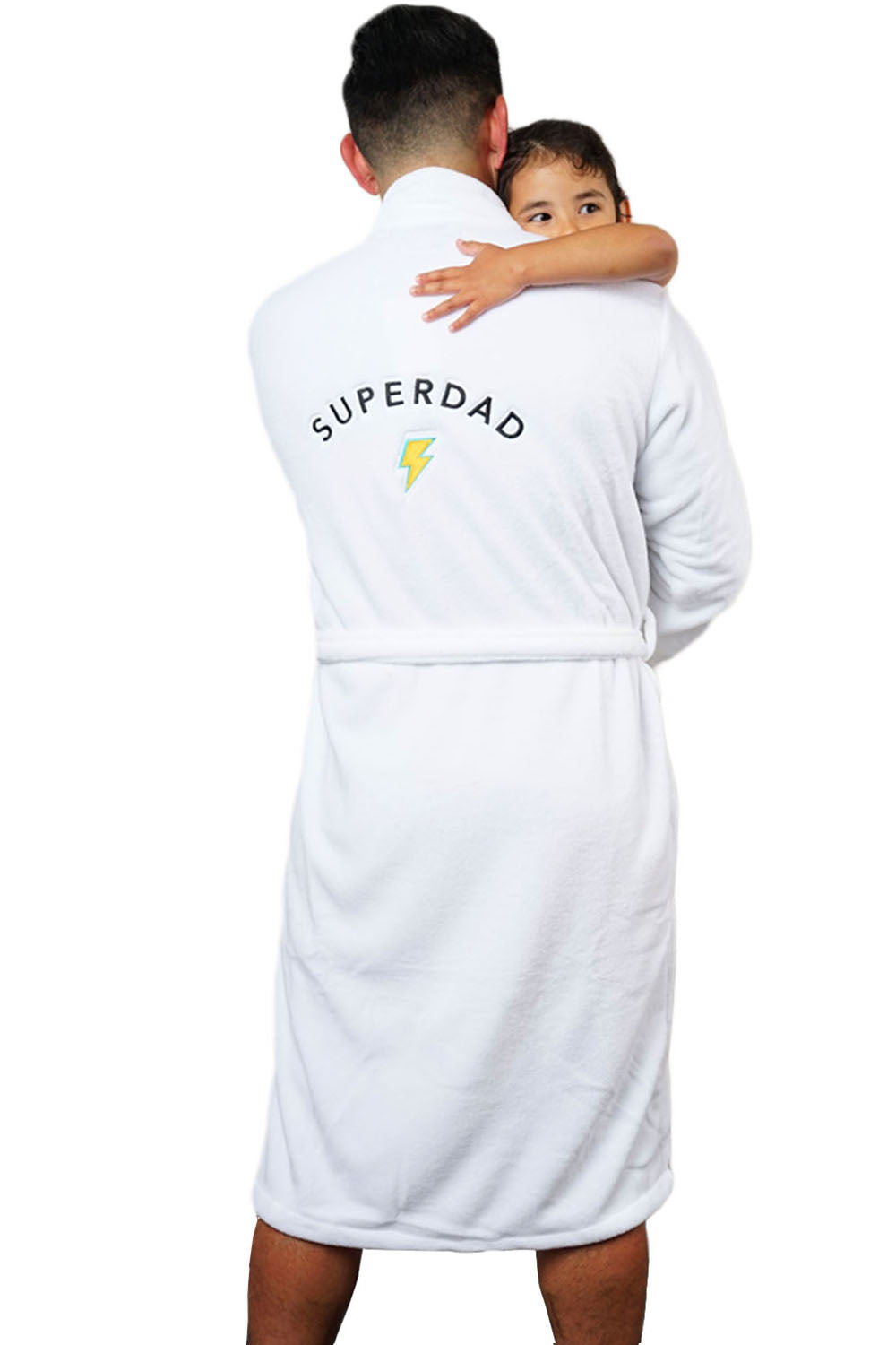 LUXE PLUSH ROBE - Superdad